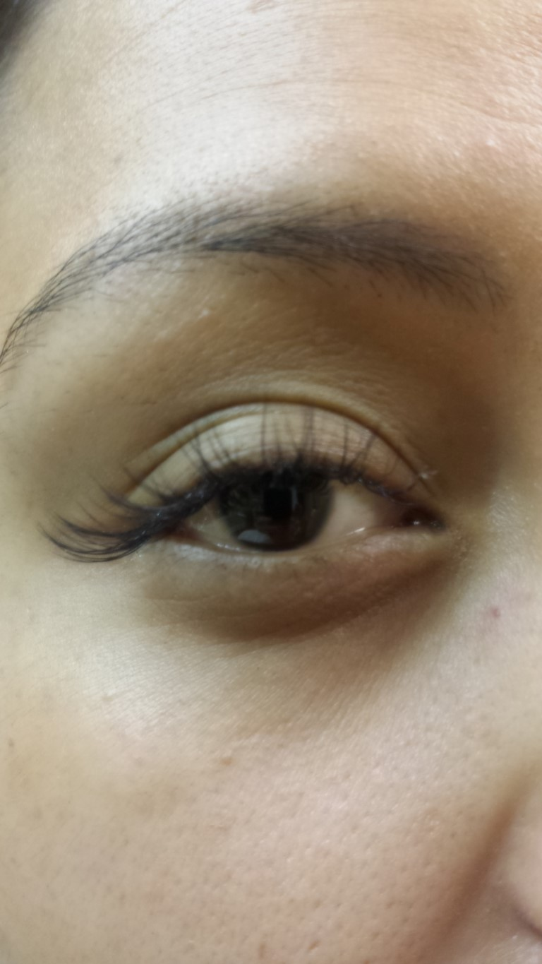 After Lashes 1